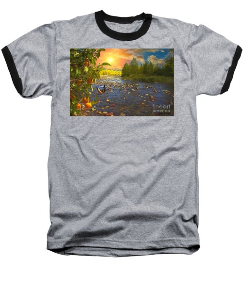 The Riches Of Life Baseball T-Shirt
