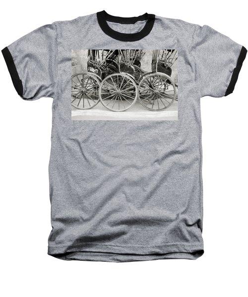 The Rickshaws Baseball T-Shirt