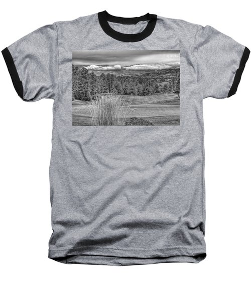 Baseball T-Shirt featuring the photograph The Ridge 18th by Ron White