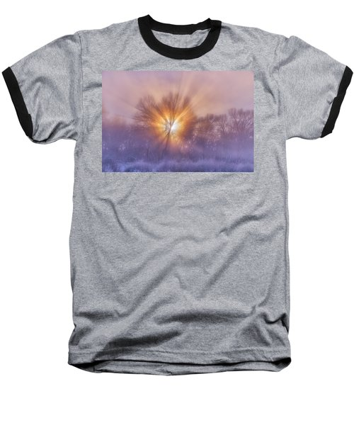 The Rising Baseball T-Shirt