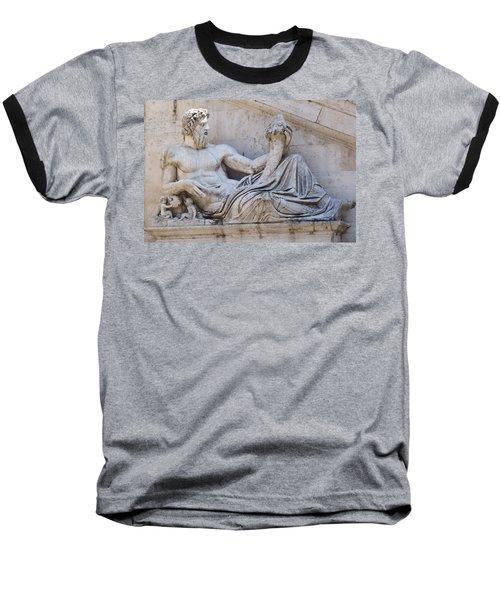 The Tiber Baseball T-Shirt by Ellen Henneke