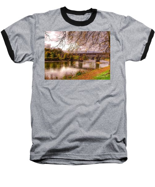 The Riverside At Avenham Park Baseball T-Shirt