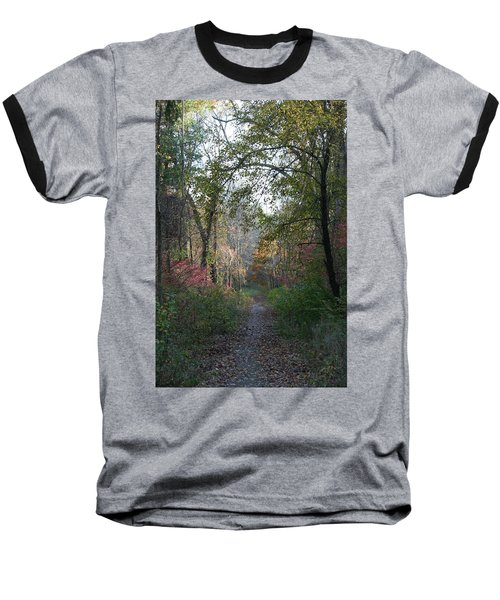 The Road Ahead No.2 Baseball T-Shirt