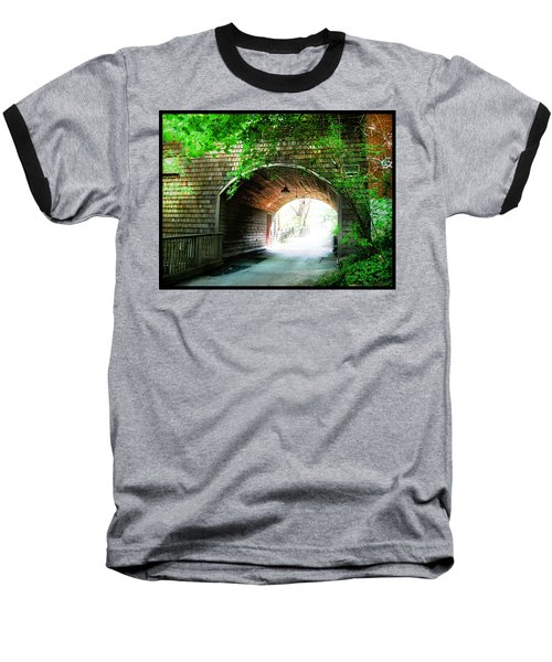 The Road To Beyond Baseball T-Shirt by Shawn Dall