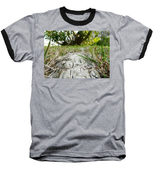 The Root Of Happiness Baseball T-Shirt