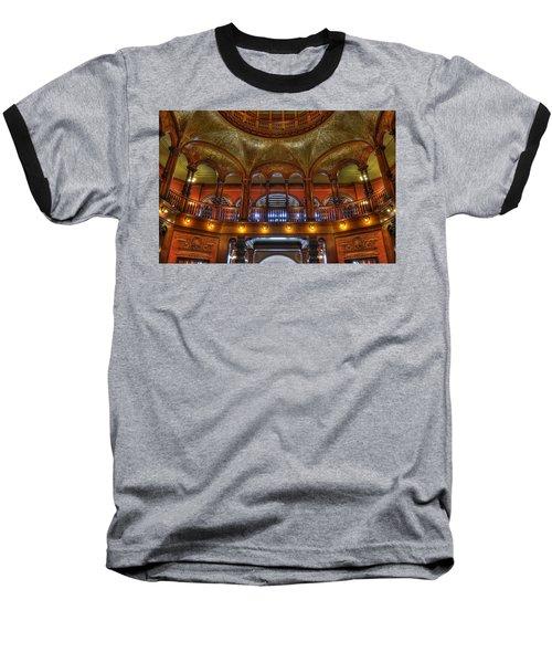 The Rotunda 2 Baseball T-Shirt