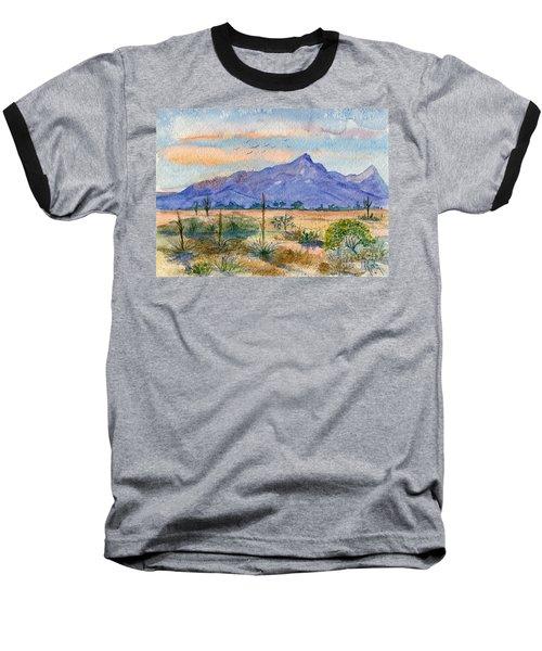 The San Tans Baseball T-Shirt by Marilyn Smith