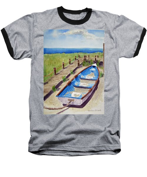 The Sandy Boat Baseball T-Shirt