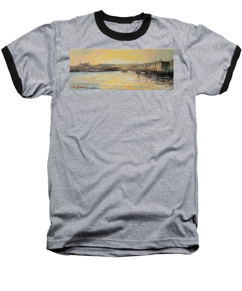 The Scarborough Harbour Baseball T-Shirt