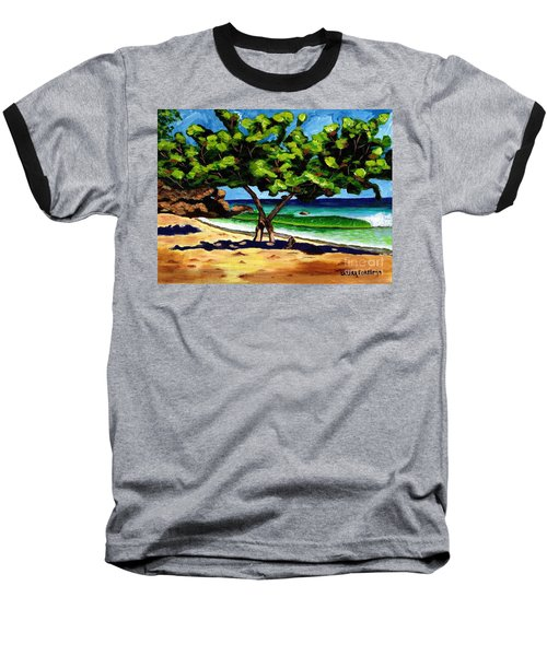 The Sea-grape Tree Baseball T-Shirt