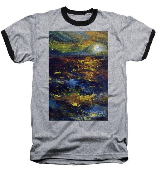 The Sea Baseball T-Shirt