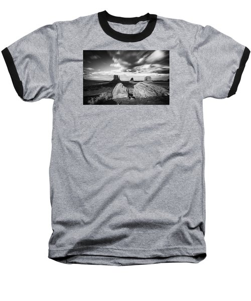 The Searchers Baseball T-Shirt by Tassanee Angiolillo