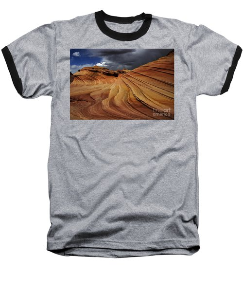 The Second Wave Baseball T-Shirt