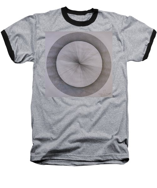 The Shape Of Pi Baseball T-Shirt