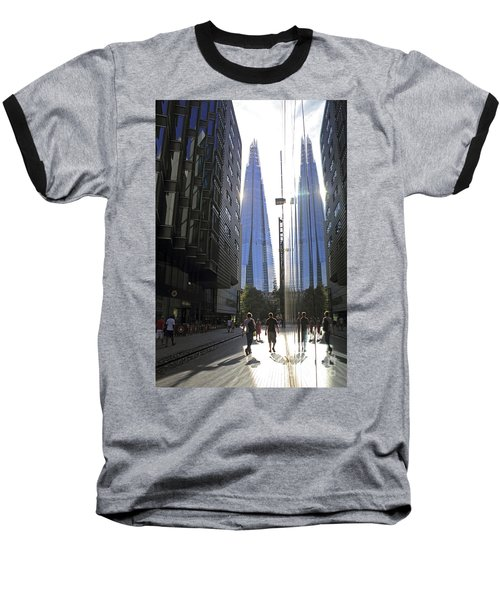 The Shard London Baseball T-Shirt