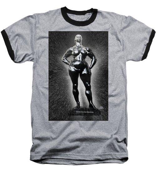 The She Force 2 Baseball T-Shirt