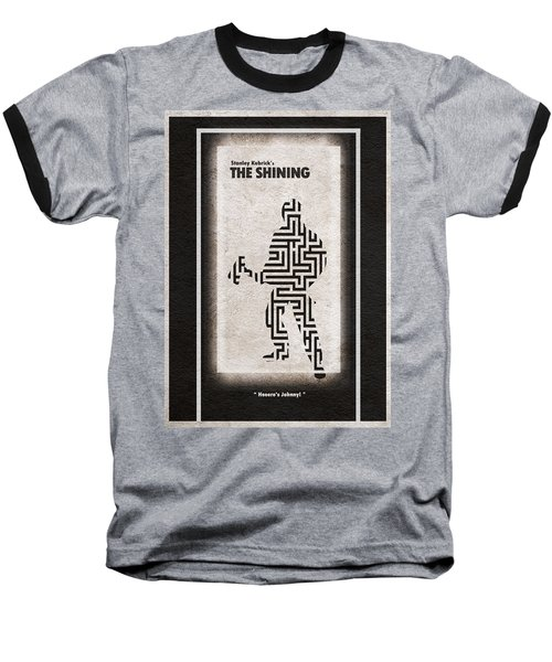 The Shining Baseball T-Shirt