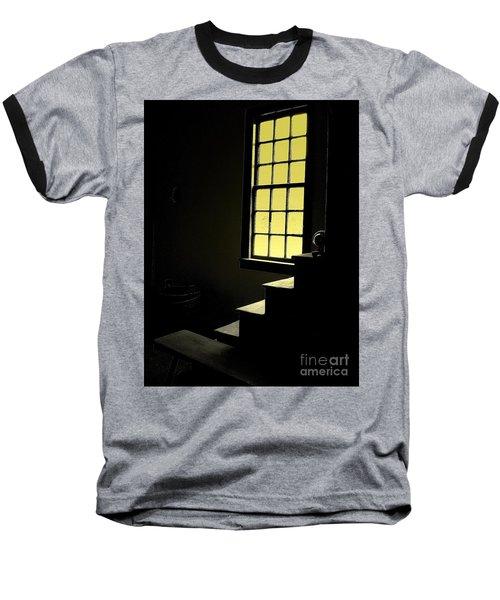 The Silent Room Baseball T-Shirt