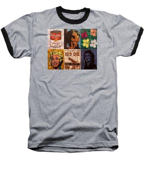 The Six Warhol's Baseball T-Shirt