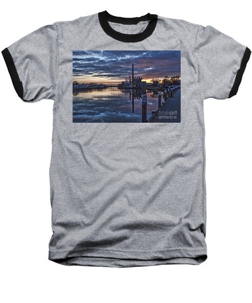 The Sky Is Crying Baseball T-Shirt