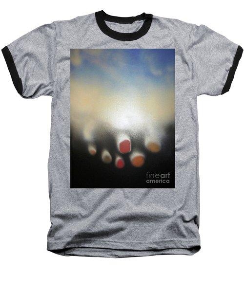 The Sky Is Falling Baseball T-Shirt