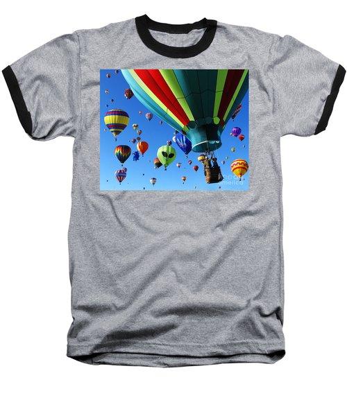 The Sky Is Full Baseball T-Shirt