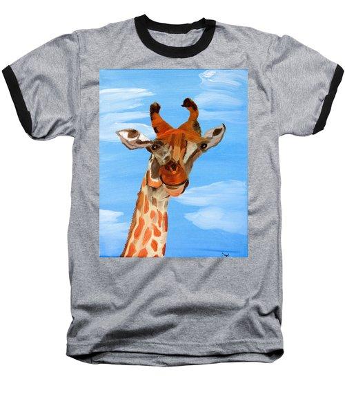 The Sky's The Limit Baseball T-Shirt