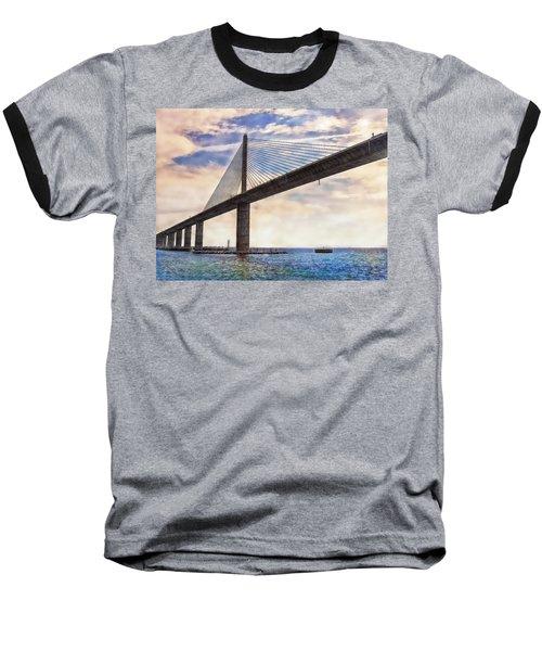 The Skyway Baseball T-Shirt by Hanny Heim