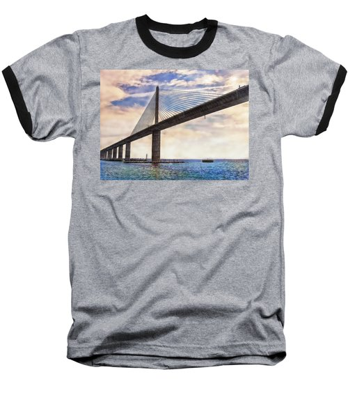 The Skyway Baseball T-Shirt