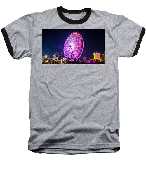 The Skywheel Baseball T-Shirt by Rob Sellers