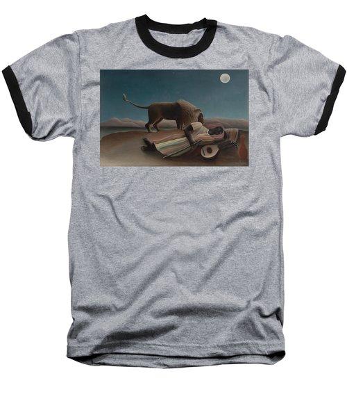 The Sleeping Gypsy Baseball T-Shirt