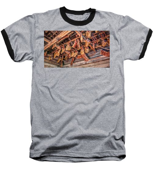 The Smokehouse Baseball T-Shirt by Rob Sellers