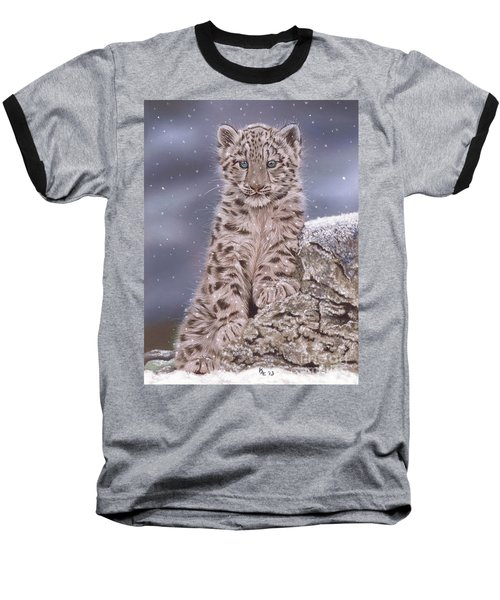 The Snow Prince Baseball T-Shirt