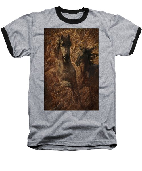 The Spirit Of Black Sterling Baseball T-Shirt