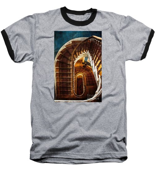 The Staircase Baseball T-Shirt