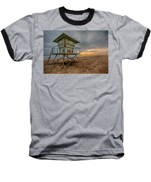 The Stand Baseball T-Shirt by Peter Tellone