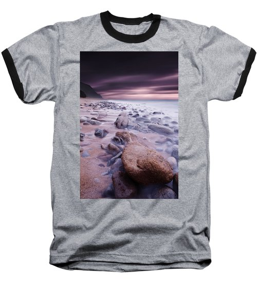 The Stone Land Baseball T-Shirt