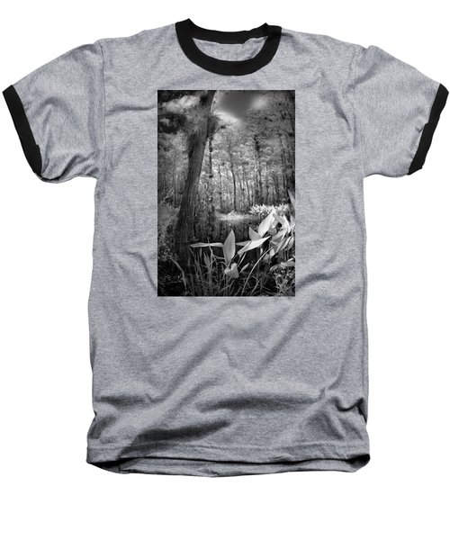 Baseball T-Shirt featuring the photograph The Strand by Bradley R Youngberg