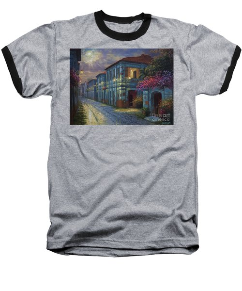 The Street We Used To Know Baseball T-Shirt