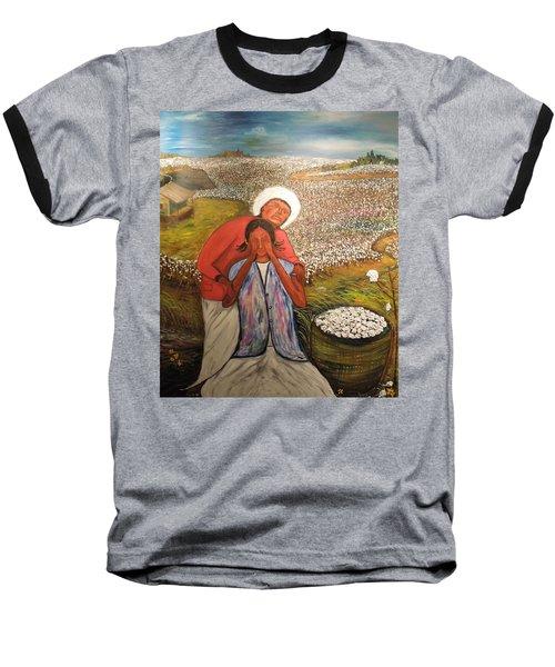 The Strength Of Grandma Baseball T-Shirt