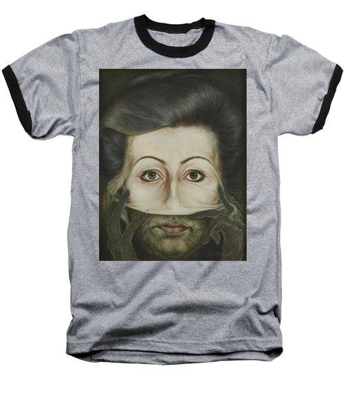 Strip Baseball T-Shirt