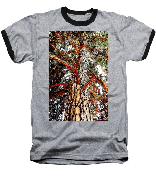 Baseball T-Shirt featuring the photograph The Strong One by Joseph J Stevens