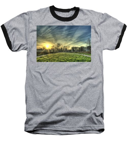 The Sun Shines Through Baseball T-Shirt