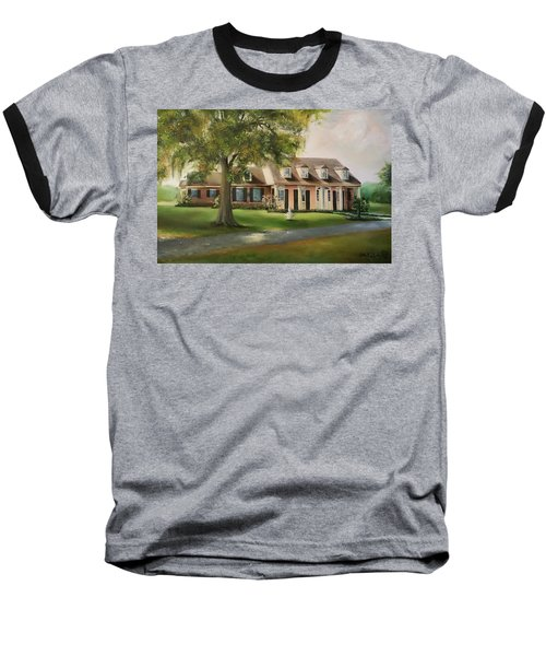 The Sunrise House Baseball T-Shirt