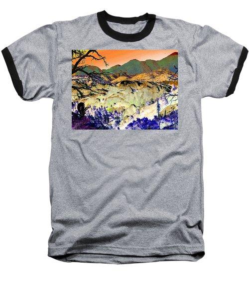 The Surreal Desert Baseball T-Shirt