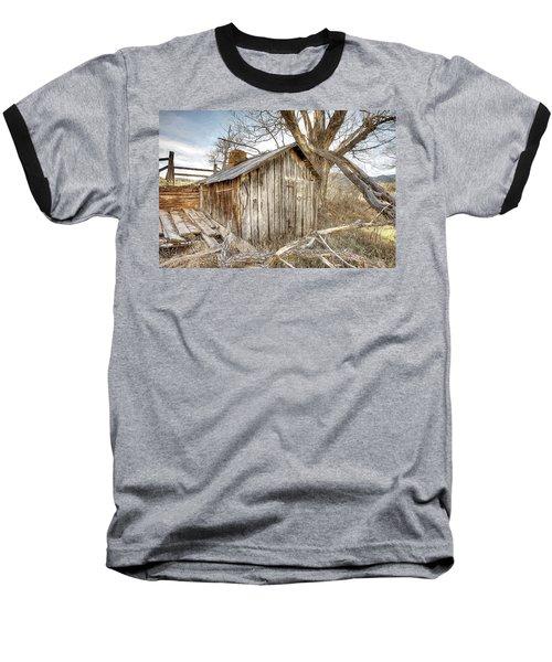 The Tack Shed Baseball T-Shirt