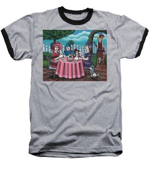 The Tea Party Baseball T-Shirt