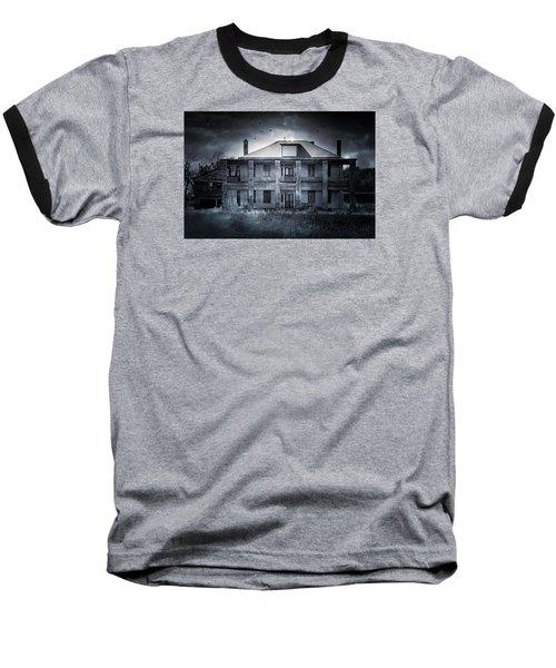 Tcm #9  Baseball T-Shirt by Trish Mistric