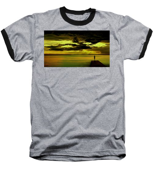 The Thinking Spot Baseball T-Shirt