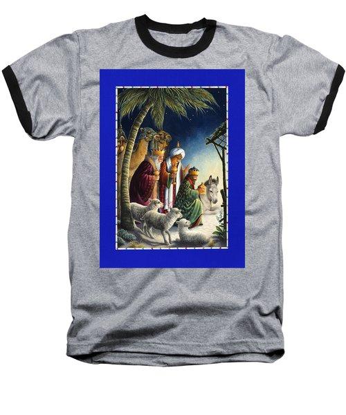 The Three Kings Baseball T-Shirt